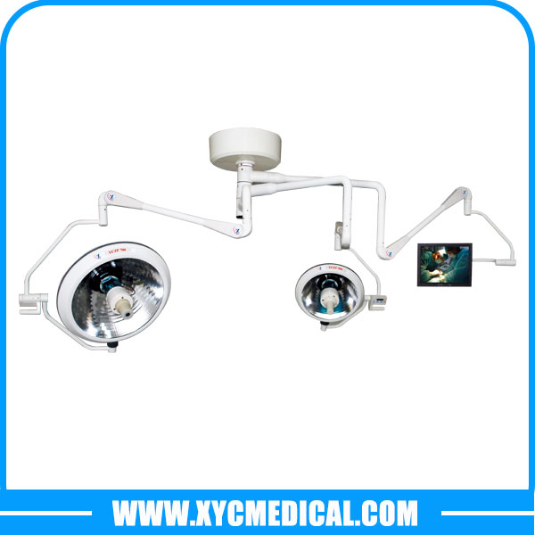 YCZF700500 Ceiling-mounted Surgical Light with Video Camera System