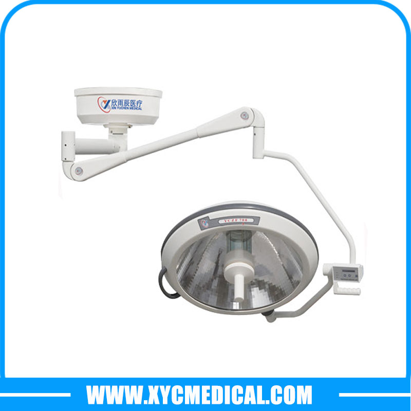 YCZF500 Ceilling Mounted Single Head Halogen Surgical Light