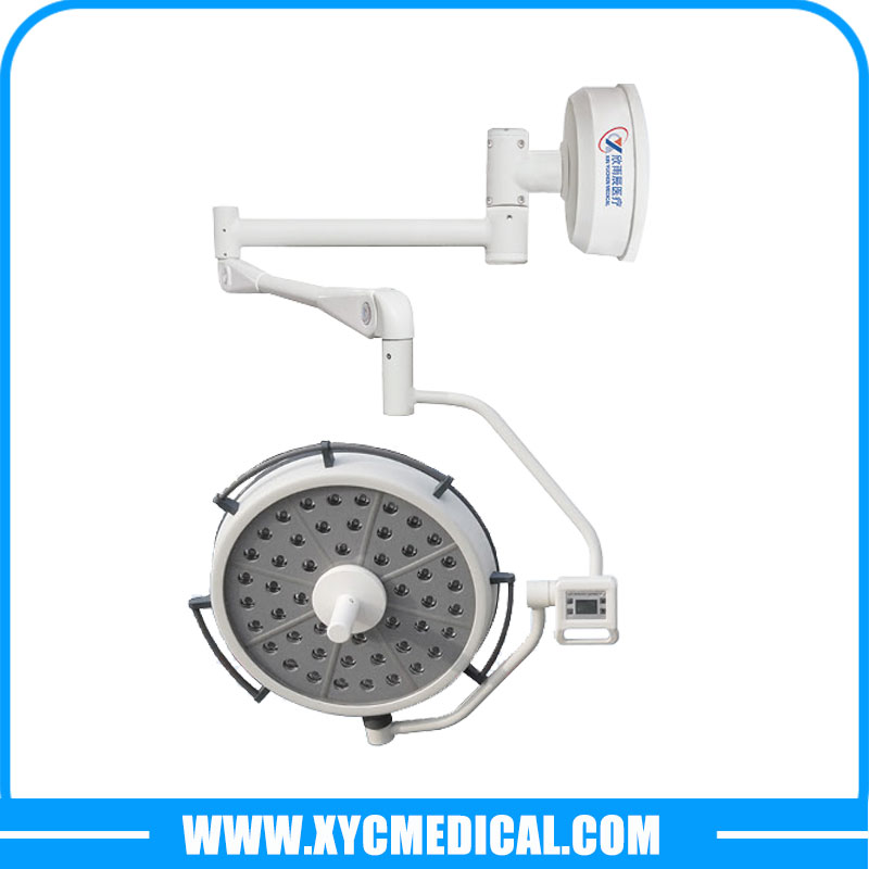 YCLED700 Wall Mounted Single Head LED Surgical Light