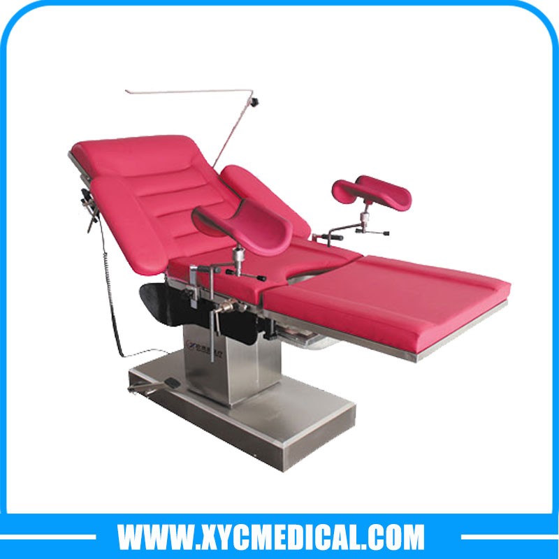 YC-D5 Electric Multi-purpose Gynecological Bed